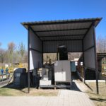 Partial nitrification reactor-Anammox (PN/AMX) AQU-ELAN® in the demonstration plant of Valdebebas (Madrid)
